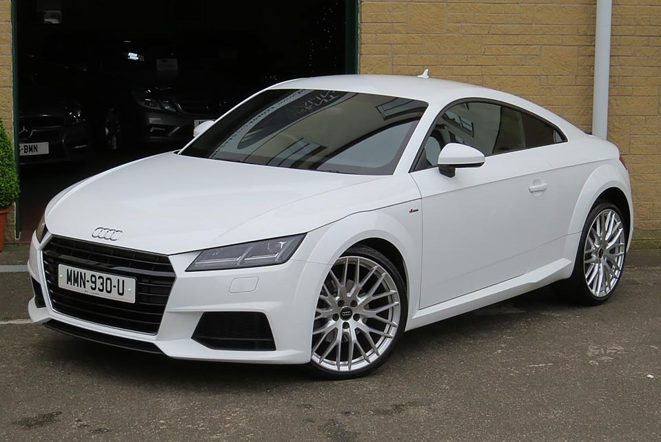 Audi TT 2.0 Ultra S-Line Coupe (New Shape)