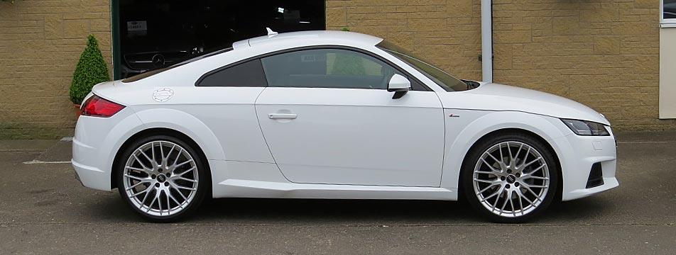 Audi TT 2.0 Ultra S-Line Coupe (New Shape)