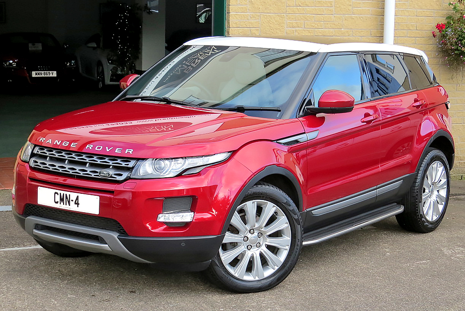 RANGE ROVER EVOQUE 2.2 SD4  PURE TECH