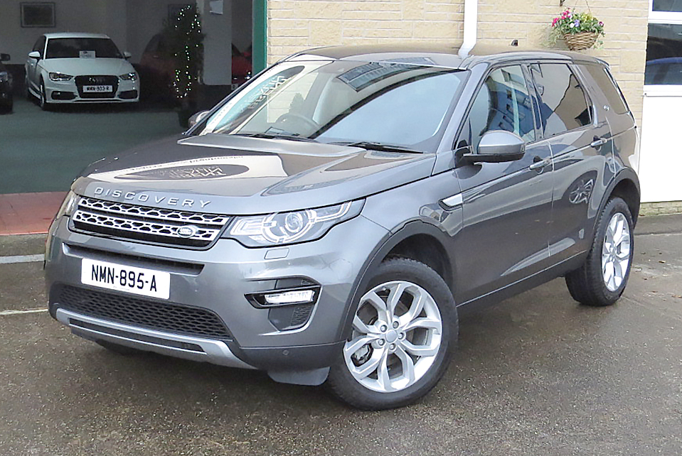 LAND ROVER DISCOVERY SPORT 2.0 TD4 AUTO' HSE LUXURY