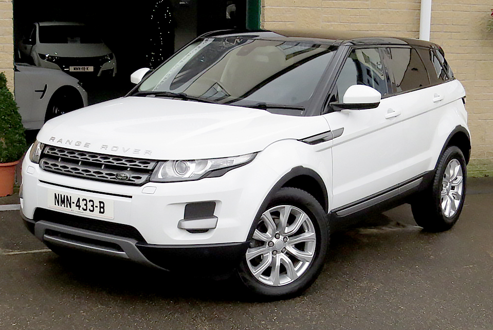 RANGE ROVER EVOQUE 2.2 SD4 AUTO' PURE TECH AWD
