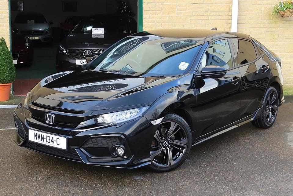 Honda Civic 1.5Turbo Sport (New Shape)