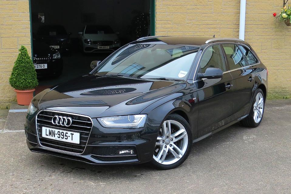 Audi A4 2.0TDi S-Line S-Tronic Avant