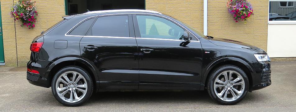 Audi Q3 2.0TDI (184 )S-Line Plus S-Tronic Quattro