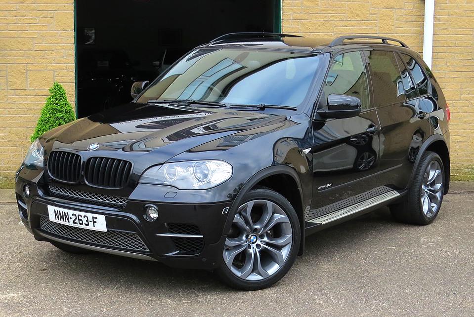 BMW X5 XDrive 3.0D-A SE AWD