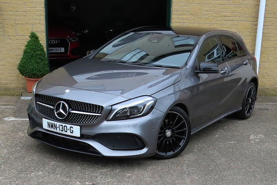 Mercedes A180d 7G-DCT AMG Line Premium Plus