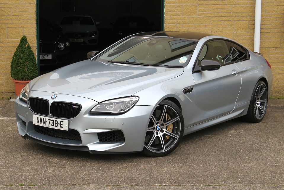 BMW M6 DCT 4.4 Coupe