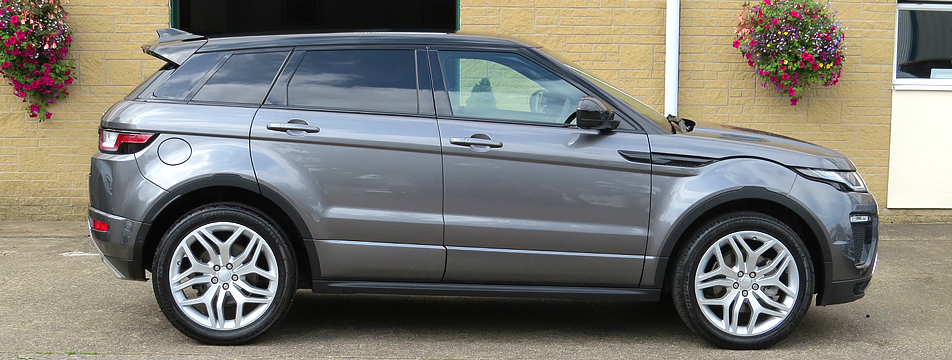 Range Rover Evoque 2.0 TD4  HSE Dynamic Lux AWD