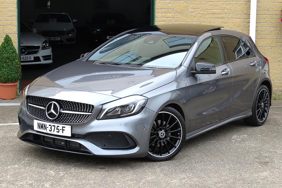 Mercedes A200d 7G-Tronic AMG Light Night Pack Plus