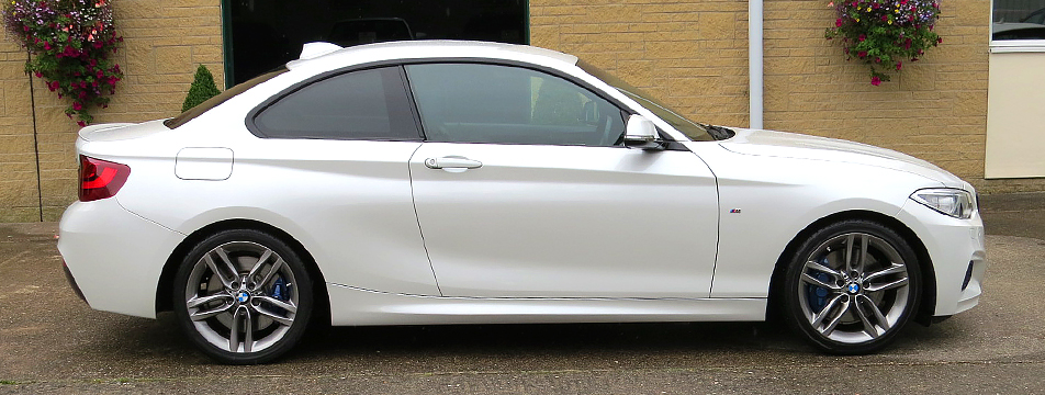 BMW 220d Steptronic M Sport Coupe