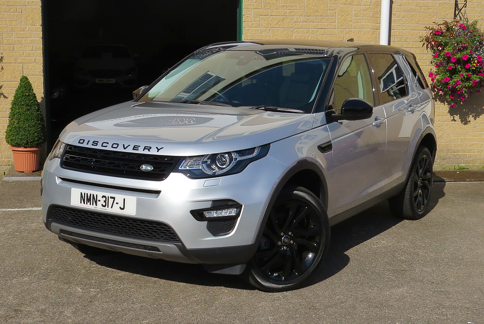 Land Rover Discovery Sport 2.0 TD4 Auto' HSE