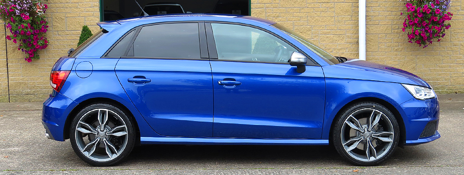 Audi S1 2.0TFSi Quattro Sportback