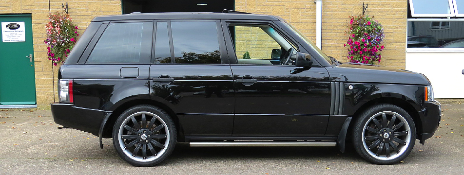 Range Rover 3.6TDV8 Vogue Stealth Edition