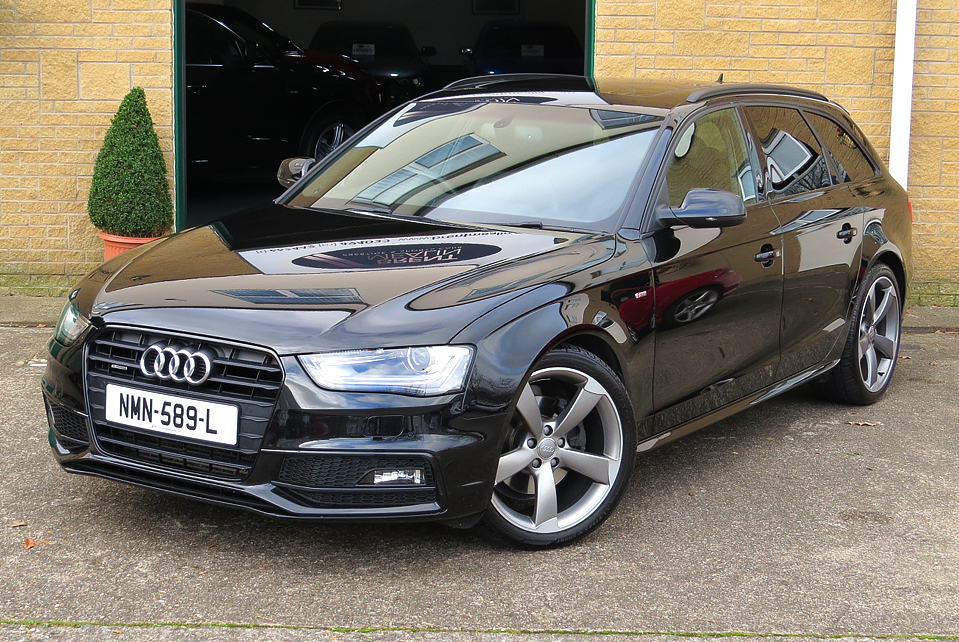Audi A4 2.0TDI S-Line Black Edition Quattro Avant