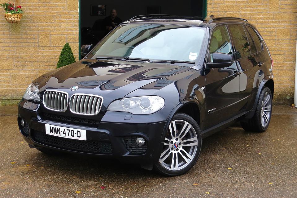 BMW X5 xDrive 4.0D Auto M Sport