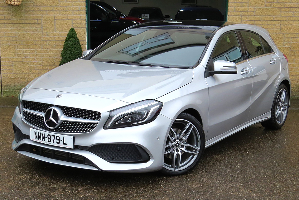 Mercedes A200d 7G-Tronic AMG Line Premium Plus
