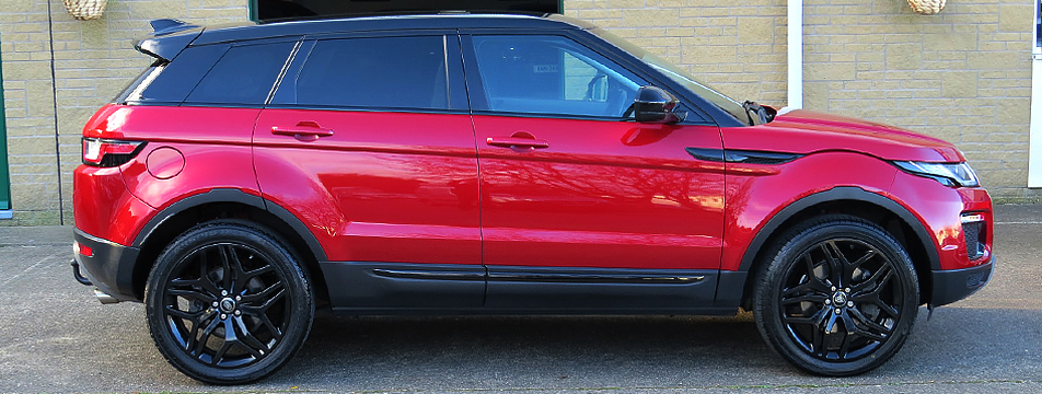 Range Rover Evoque 2.0TD4 Auto SE Tech AWD