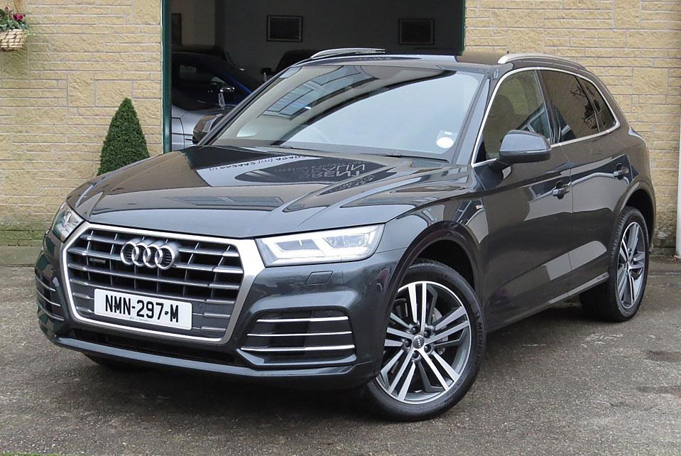 Audi Q5 2.0TDI S-Line S-Tronic Quattro New Model