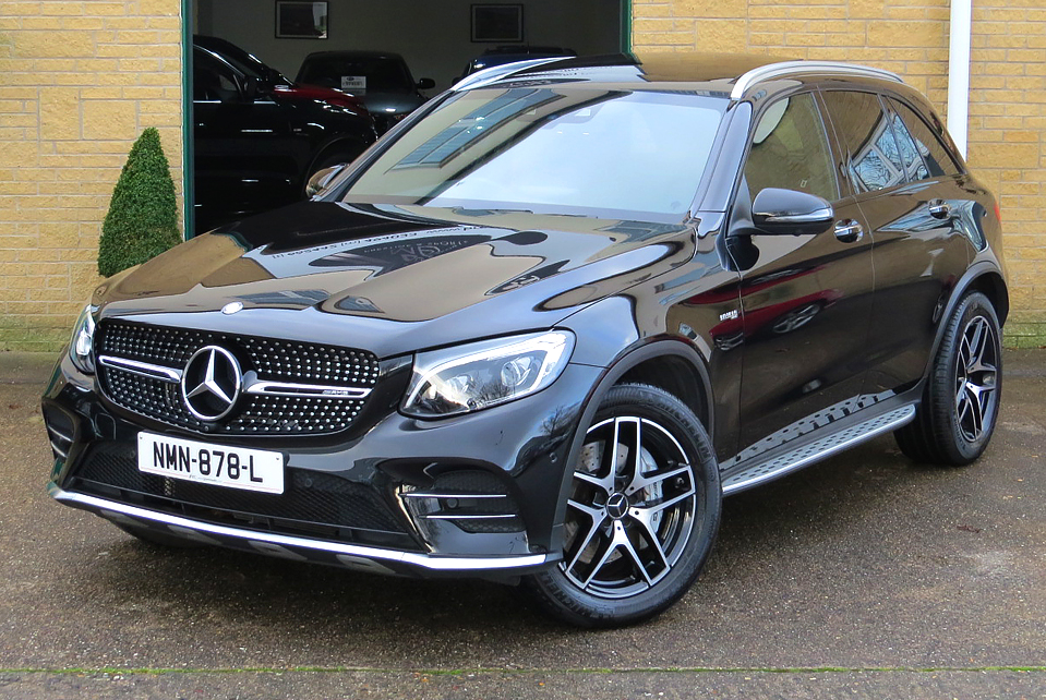 Mercedes GLC AMG 43 Premium Plus 4-Matic
