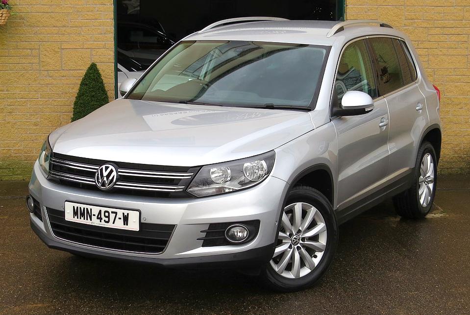Volkswagen Tiguan 2.0TDI DSG Match 4-Motion