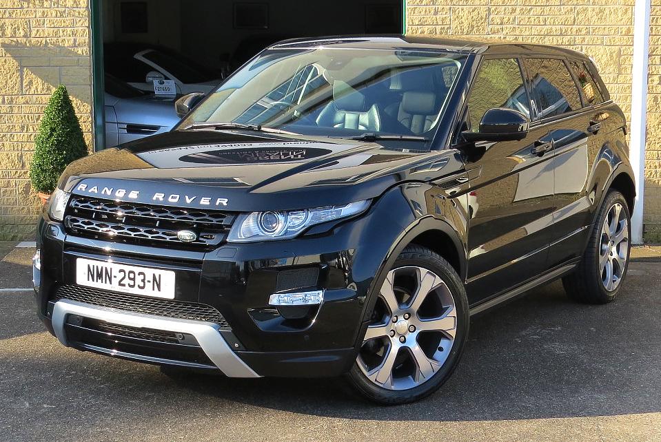 Range Rover Evoque 2.2 SD4 Auto' Dynamic Lux AWD