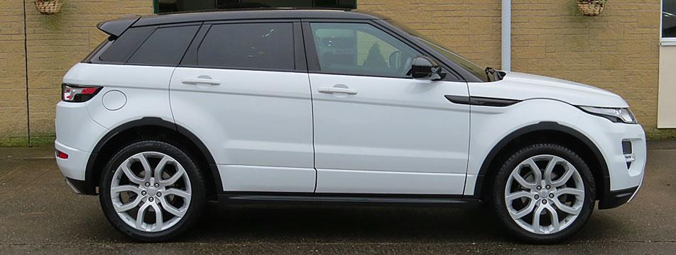 Range Rover Evoque 2.2SD4 Auto' Dynamic AWD