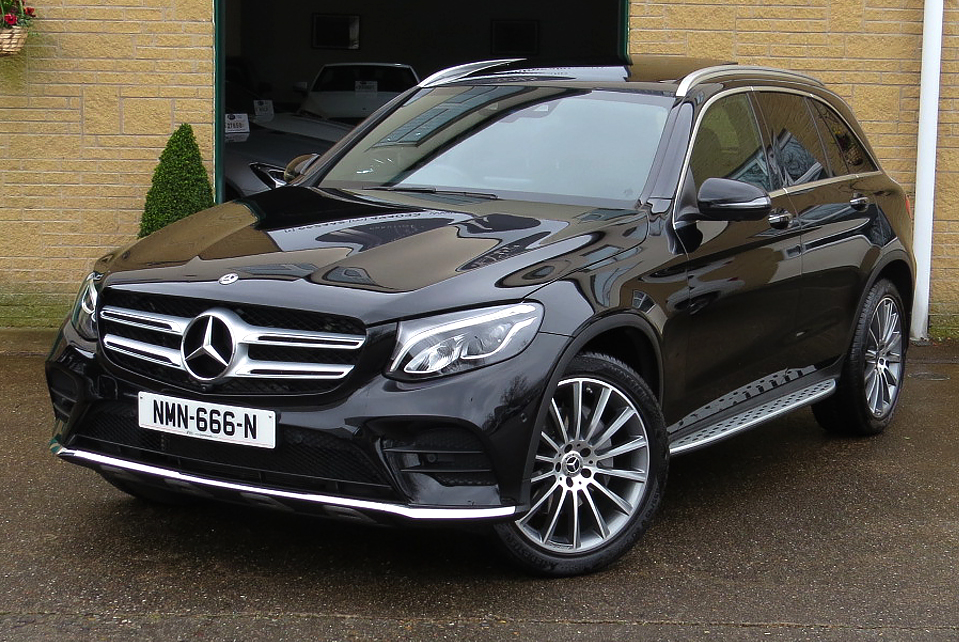 Mercedes GLC 250d 9-Speed AMG Line Premium Plus 4-Matic