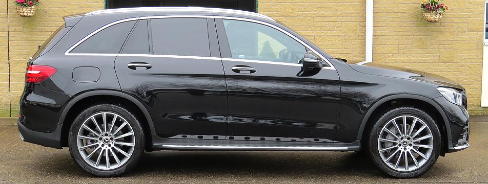 Mercedes GLC 250d 9-Speed AMG Line Premium Plus 4-Matic