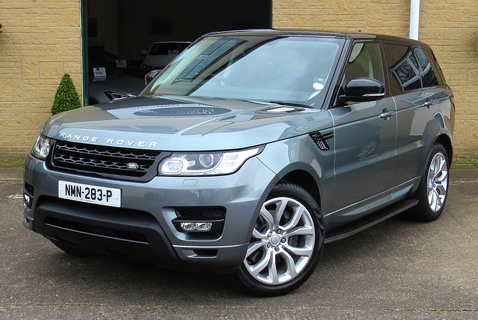 Range Rover Sport 3.0SDV6 Autobiography (7 Seats)
