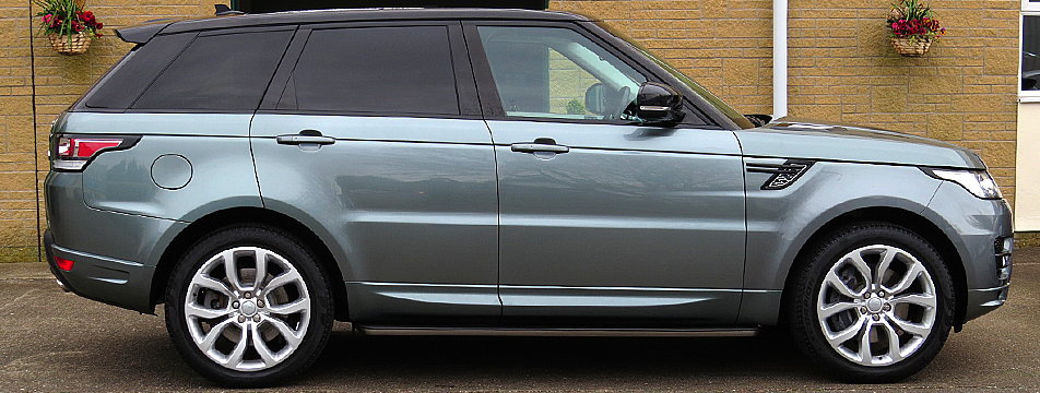 Range Rover Sport 3.0SDV6 Autobiography (7 Seats)