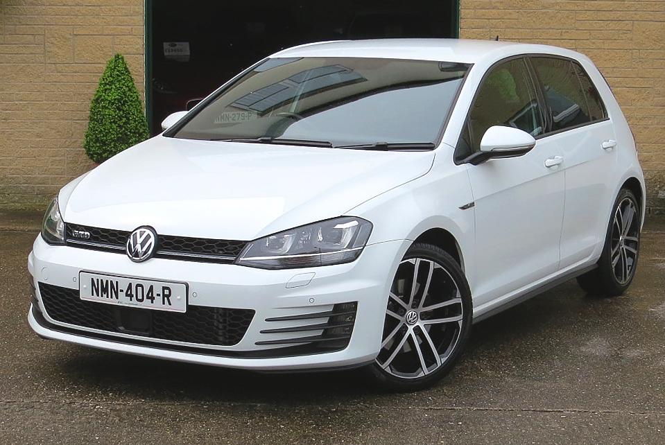 Volkswagen Golf 2.0TDi GTD Hatchback