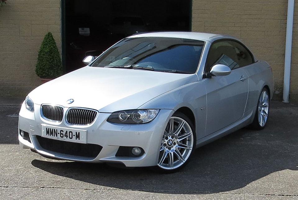 BMW 335i-A M Sport Convertible
