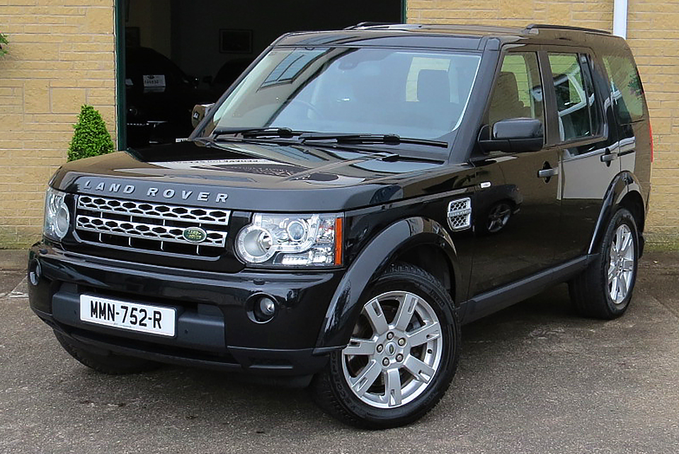 Land Rover Discovery 4 3.0 TDV6 Auto' XS (7 SEATS)