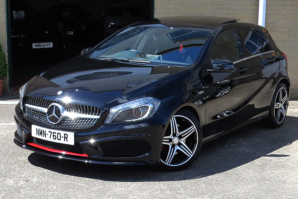 Mercedes A250 7G-DCT AMG Engineered Exclusive package 4-Matic