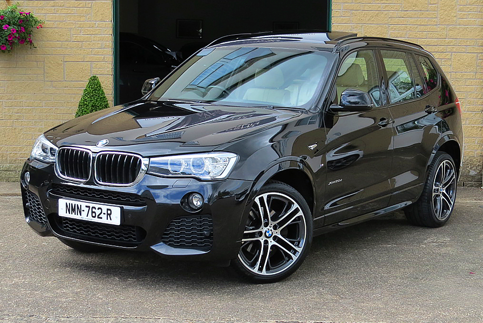 BMW X3 xDrive 2.0D Tiptronic M Sport