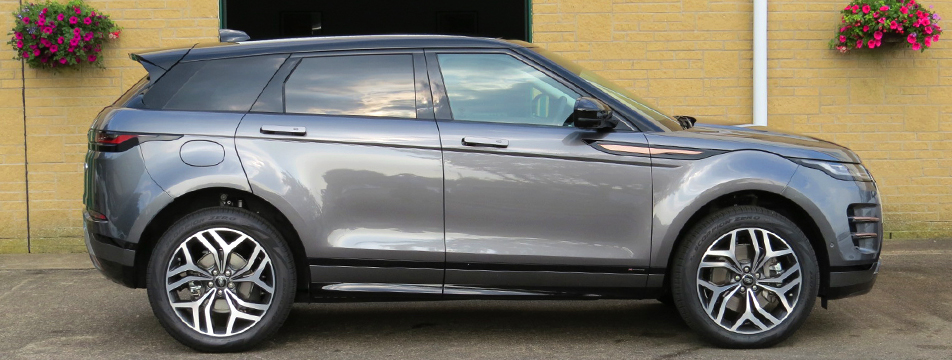 Range Rover Evoque P250 Auto' R-Dynamic  SE AWD