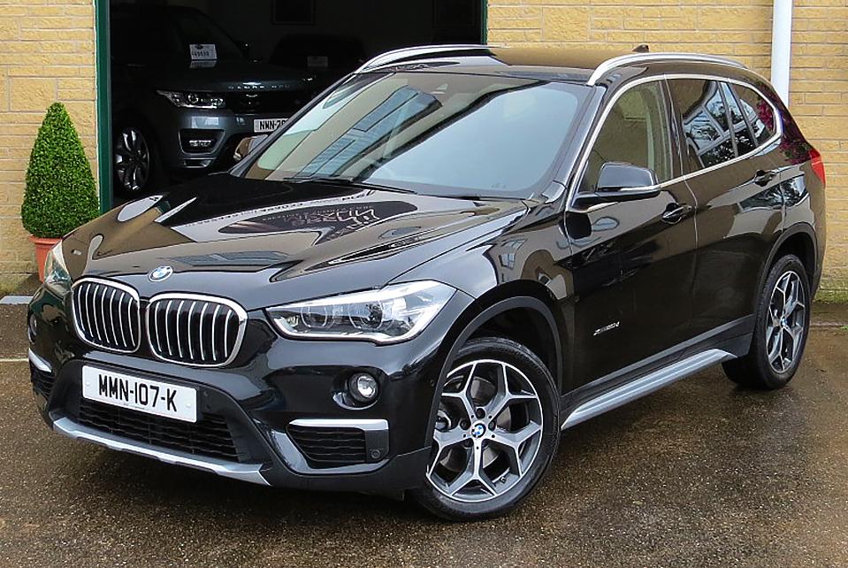 BMW X1 xDrive 2.0d Auto' xLine (New Shape)