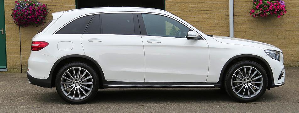Mercedes GLC 220d 9-Speed AMG Line Premium Plus 4-Matic