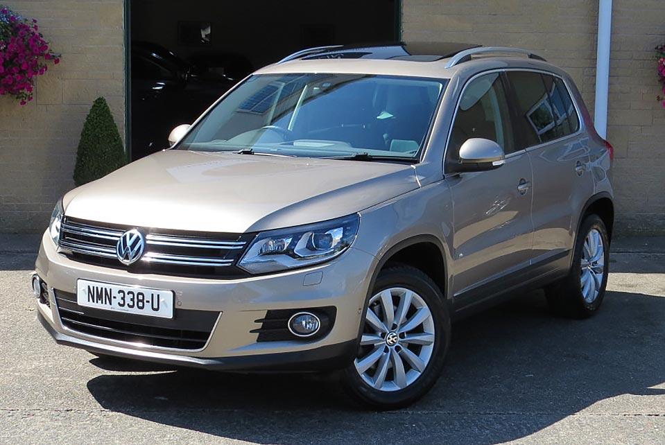 Volkswagen Tiguan 2.0TDI DSG Match 4Motion