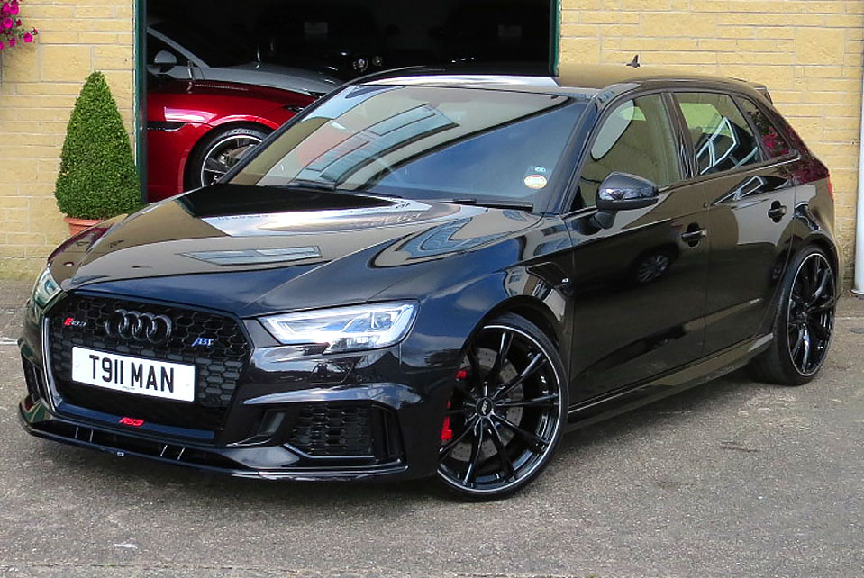 Audi ABT RS3 Special Edition Quattro (500ps)