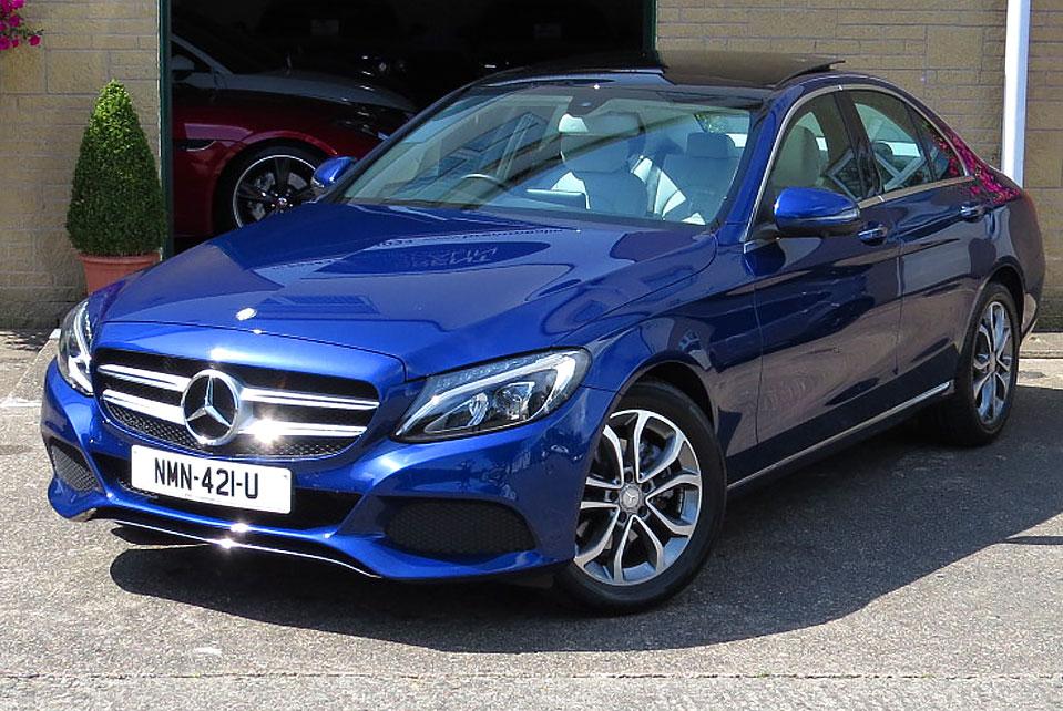 Mercedes C200 7G-Tronic Plus Sport Premium