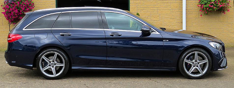 Mercedes C250d 9G-Tronic AMG Line Premium Plus Estate