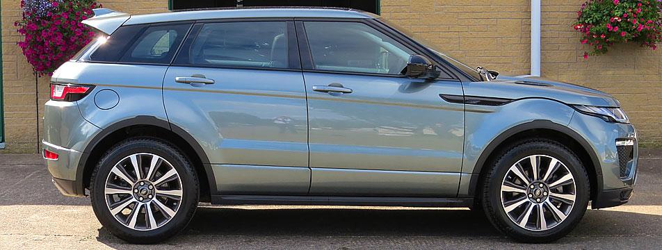Range Rover Evoque 2.0TD4 Auto' HSE Dynamic Lux AWD