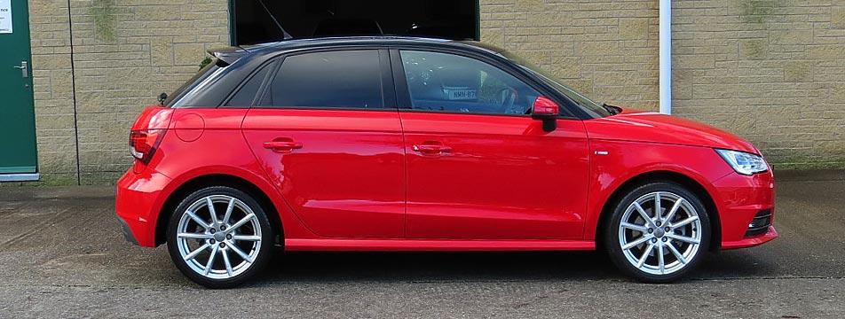 Audi A1 1.4TFSI S-Line Colour Edition Sportback