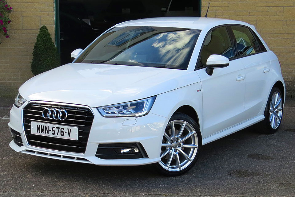 Audi A1 1.4TFSi S-Line Sportback
