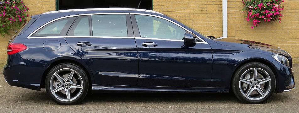 Mercedes C220d 9G-tronic AMG Line Premium 4-Matic Estate