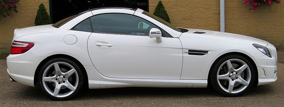 Mercedes SLK200 7G-Ttronic AMG Sport Roadster