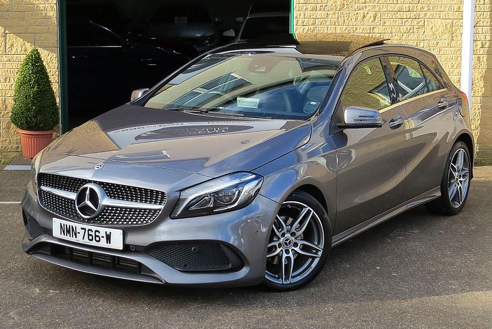 Mercedes A200d 7G-DCT AMG Line Premium Plus Hatchback