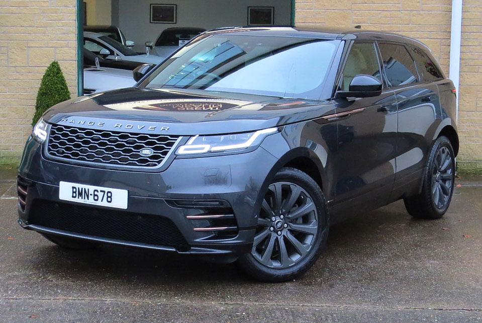 Range Rover Velar D300 SE R-Dynamic AWD