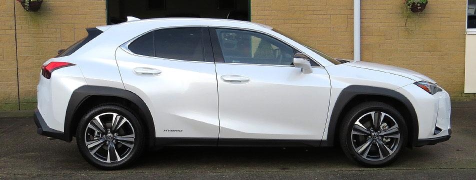 Lexus UX250h CVT Takumi AWD